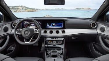 Mercedes-AMG E 43 Estate - interior