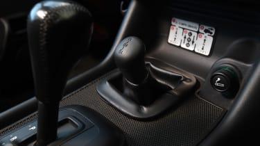 Land Rover Discovery Mk2 - centre console