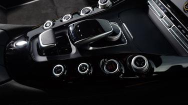 Mercedes AMG GT R - transmission