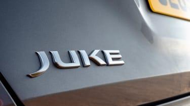 Nissan Juke - Juke badge