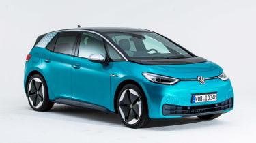 Volkswagen ID.3 - front