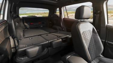 Volkswagen Tiguan Allspace - seats down