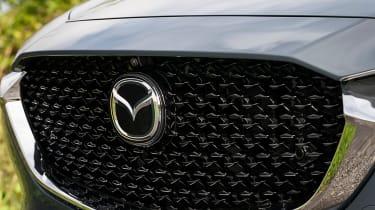 New Mazda CX-30 2021 - grille