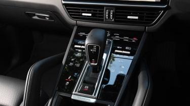 Porsche Cayenne S - centre console