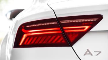 Audi A7 Ultra taillight