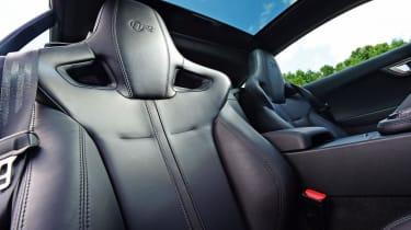 Used Jaguar F-Type - seats