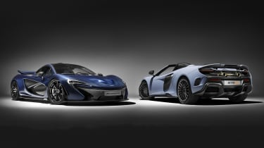 McLaren Special Operations - P1 and 675LT