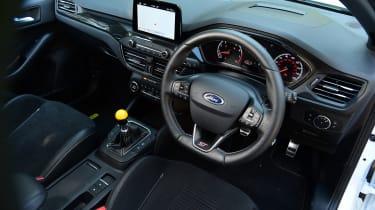 Ford Focus ST Mountune m365 - interior