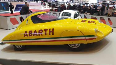 Abarth 500 Record
