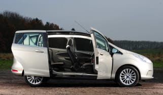 Ford B-MAX vs rivals