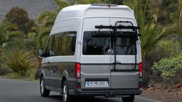 Volkswagen Grand California - rear