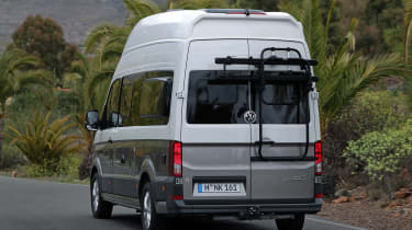 Volkswagen Grand California - rear