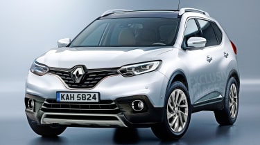 Renault crossover exclusive image