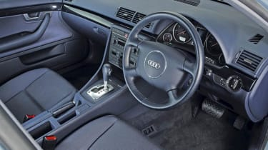Used Audi A4 Mk2 - dash