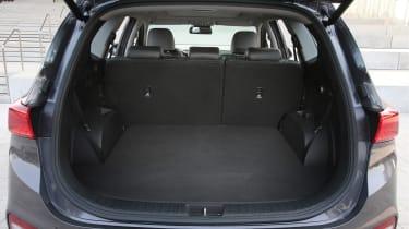 New Hyundai Santa Fe - boot