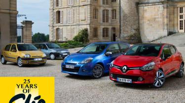 Renault Clio old vs new - header