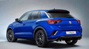 Volkswagen T-Roc R - rear studio