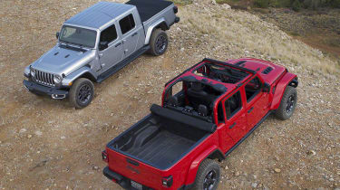 Jeep Gladiator twin