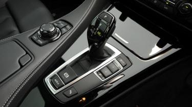 Alpina B6 Turbo gearstick
