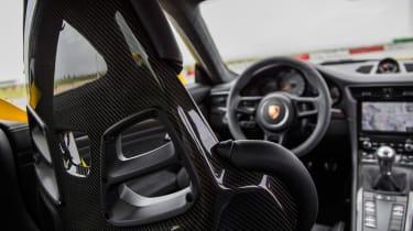Porsche 911 GT3 - interior manual