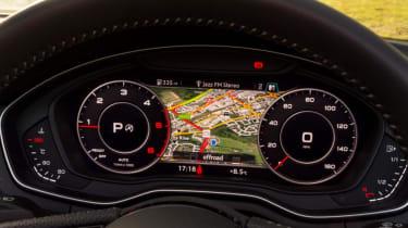 Audi A5 Cabriolet - Virtual Cockpit