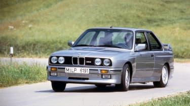 Best BMW M cars ever - E30 M3