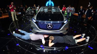 Mercedes EQ problems