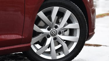vw golf estate alloy wheel