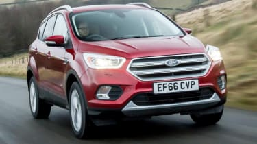 Ford Kuga - most reliable cars