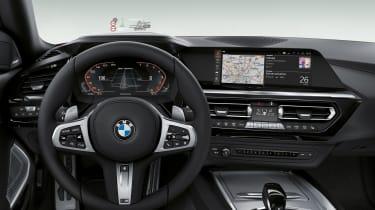 BMW Z4 - steering wheel