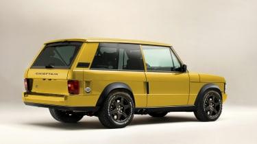 Range Rover Chieftain - three door