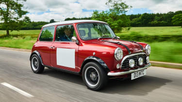 David Brown Mini Remastered - front