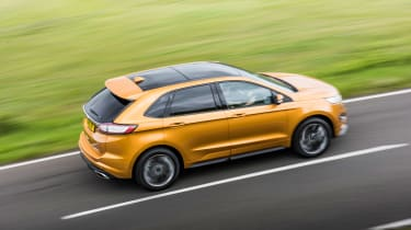 Ford Edge Sport - above