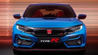 Honda Civic Type R GT - full front