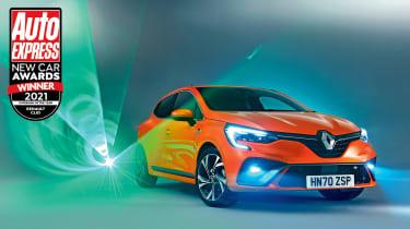 Renault Clio - header