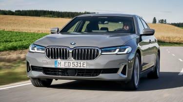 BMW 320e - main