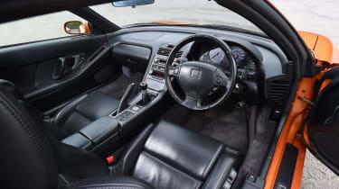 Honda NSX NA2 - interior