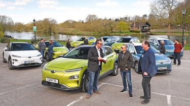 Hyundai Kona Electric - best long-term cars 2019