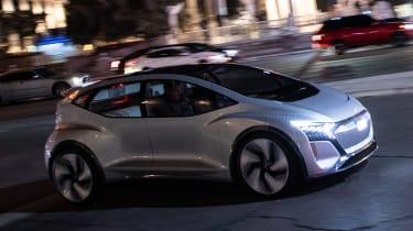 Audi AI:ME concept - front/side