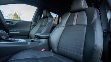 Toyota RAV4 plug-in hybrid - front seats