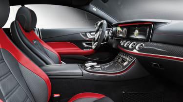 Mercedes-AMG E 53 Coupe - cabin