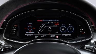 Audi RS 7 Sportback - dials