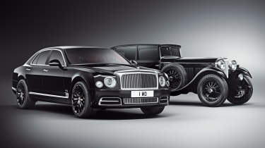 Bentley Mulsanne special - front