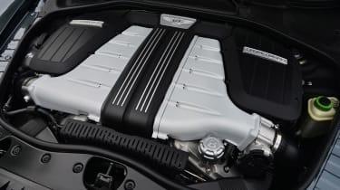The 6.0-litre produces a massive 800NM of torque.