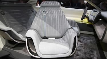 Hyundai 45 concept - Frankfurt seat
