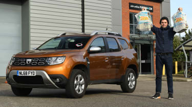 Dacia Duster - long term