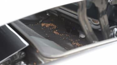 Mazda MX-5 RF long-term test - leaves