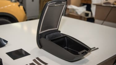 Nissan Signal Shield Compartment