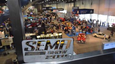 SEMA 2016 -