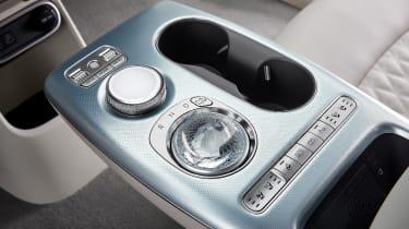 Genesis GV60 - interior detail